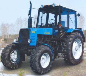 Трактор МТЗ-1025