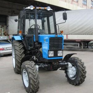 Технические характеристики трактора МТЗ-80 и 82