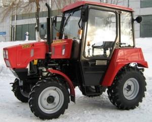 Трактор МТЗ-320 фото