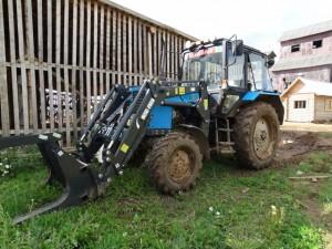 Тракторы МТЗ-80 и МТЗ-82. Технические характеристики, фото и видео