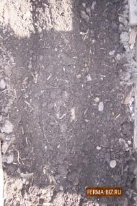Подготовка почвы для посева редиса