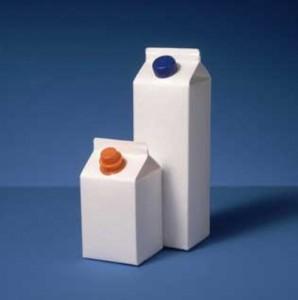 Молоко в тетрапакете.