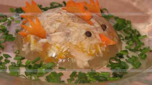 Холодец из куриных грудок: рецепт с фото.