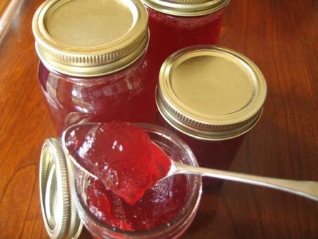 Рецепт: вкусное желе из малины на зиму