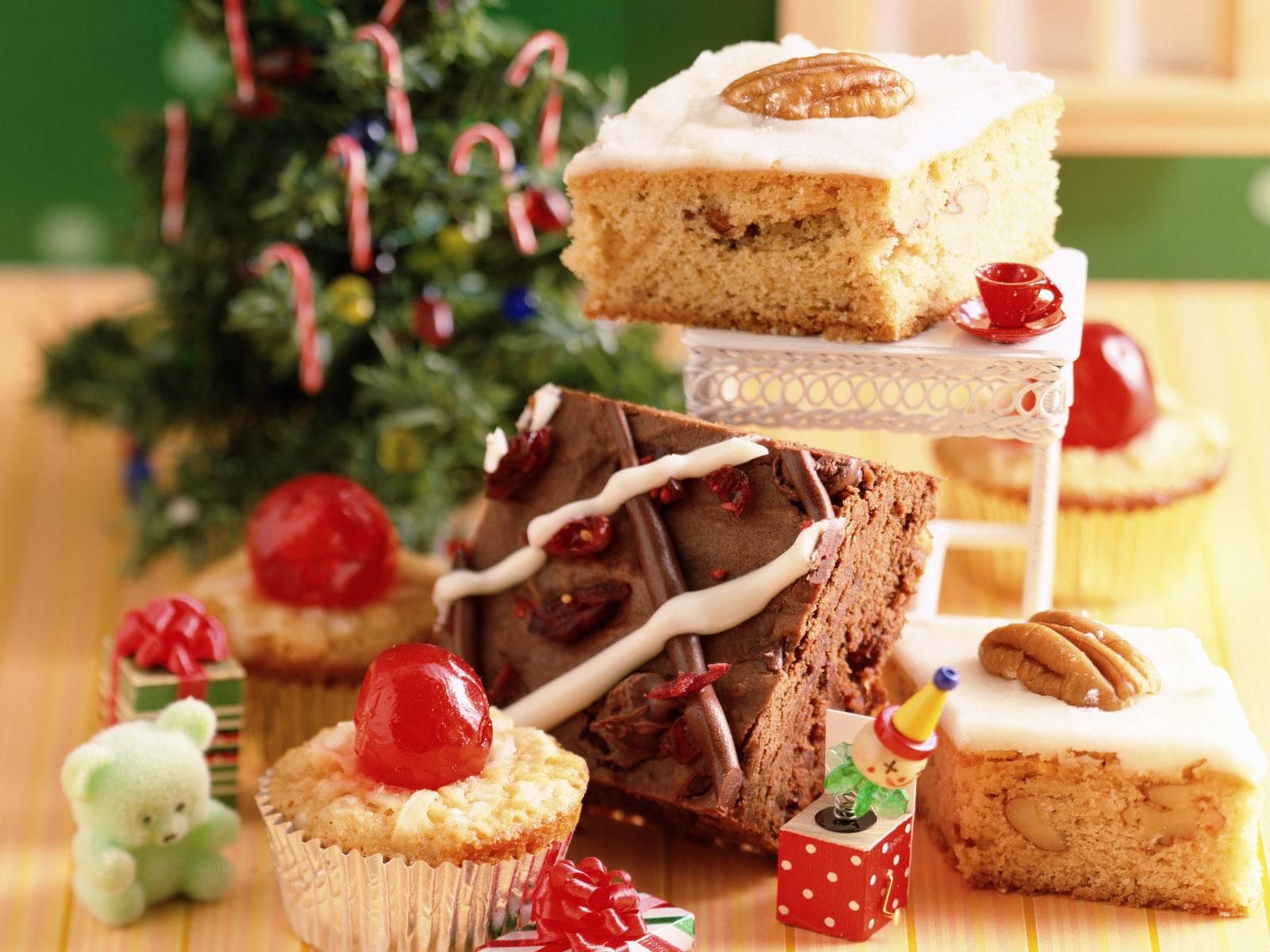Новогодние сладости своими руками