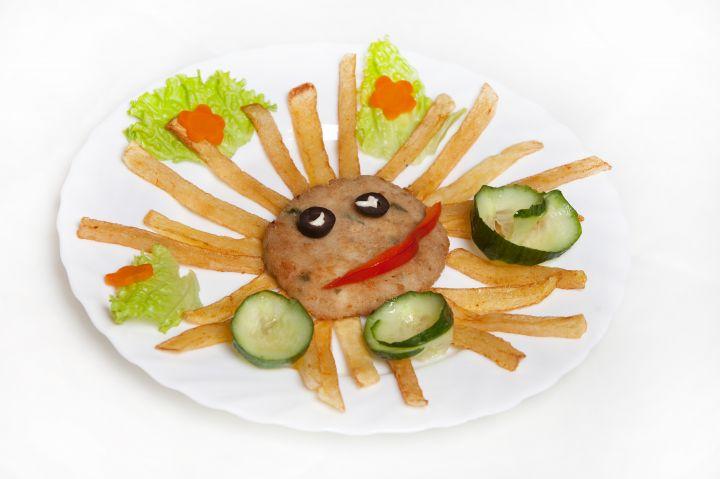 Салат из цесарки с малиной и зеленой фасолью, пошаговый рецепт с фото