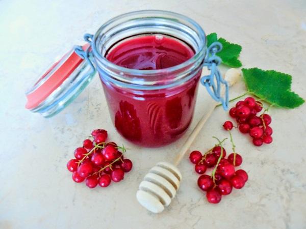 Классический рецепт варенья из красной смородины