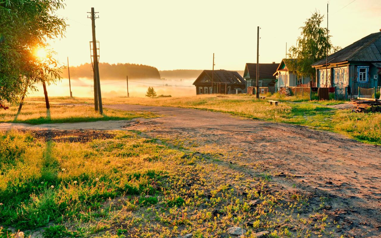 Как выбрать землю под ведение натурального хозяйства?