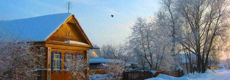 Содержание кур несушек зимой