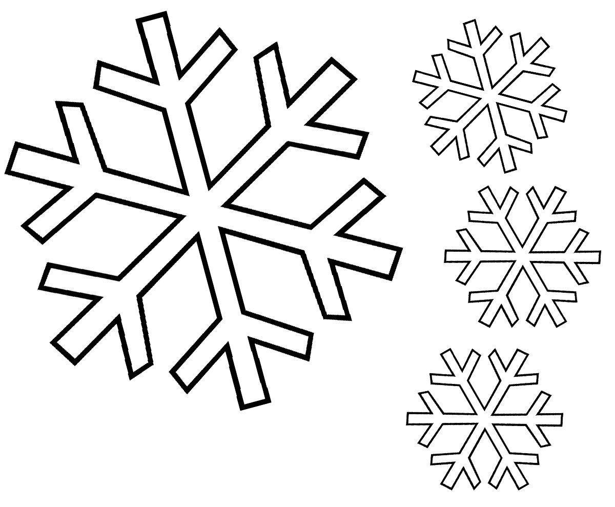 картинки снежинок для распечатки и вырезания подшутил над тем