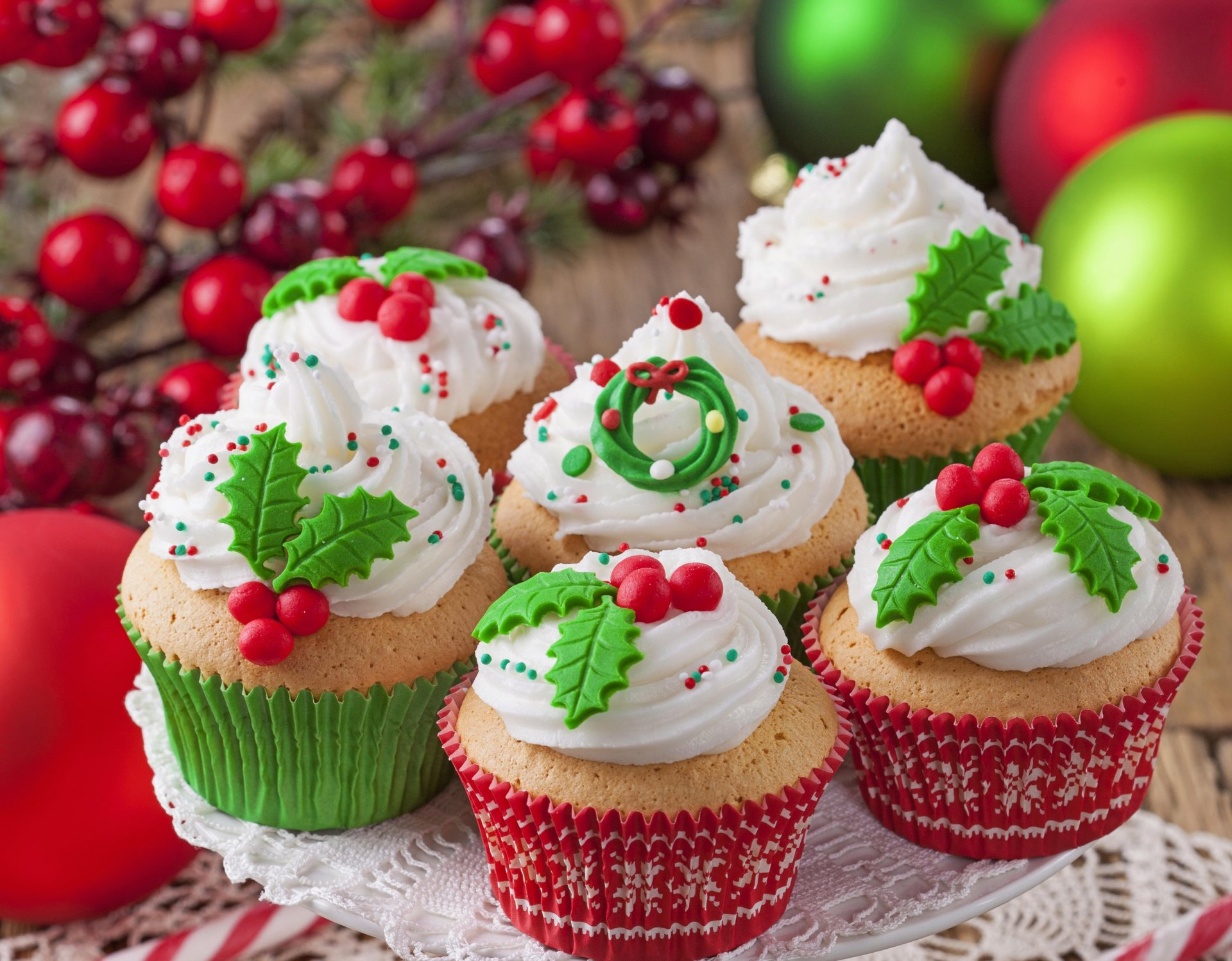 Десерты на Новый год 2018: рецепты.