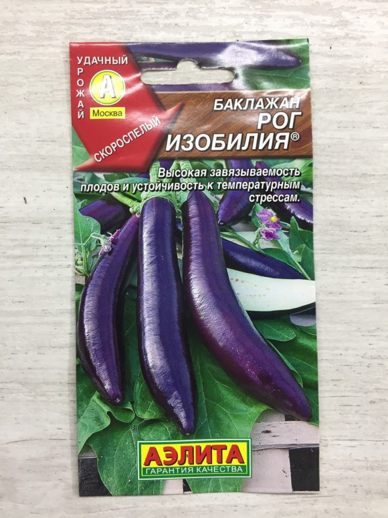 Как посадить баклажаны на рассаду?