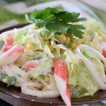 Рецепты новогодних крабовых салатов 2020