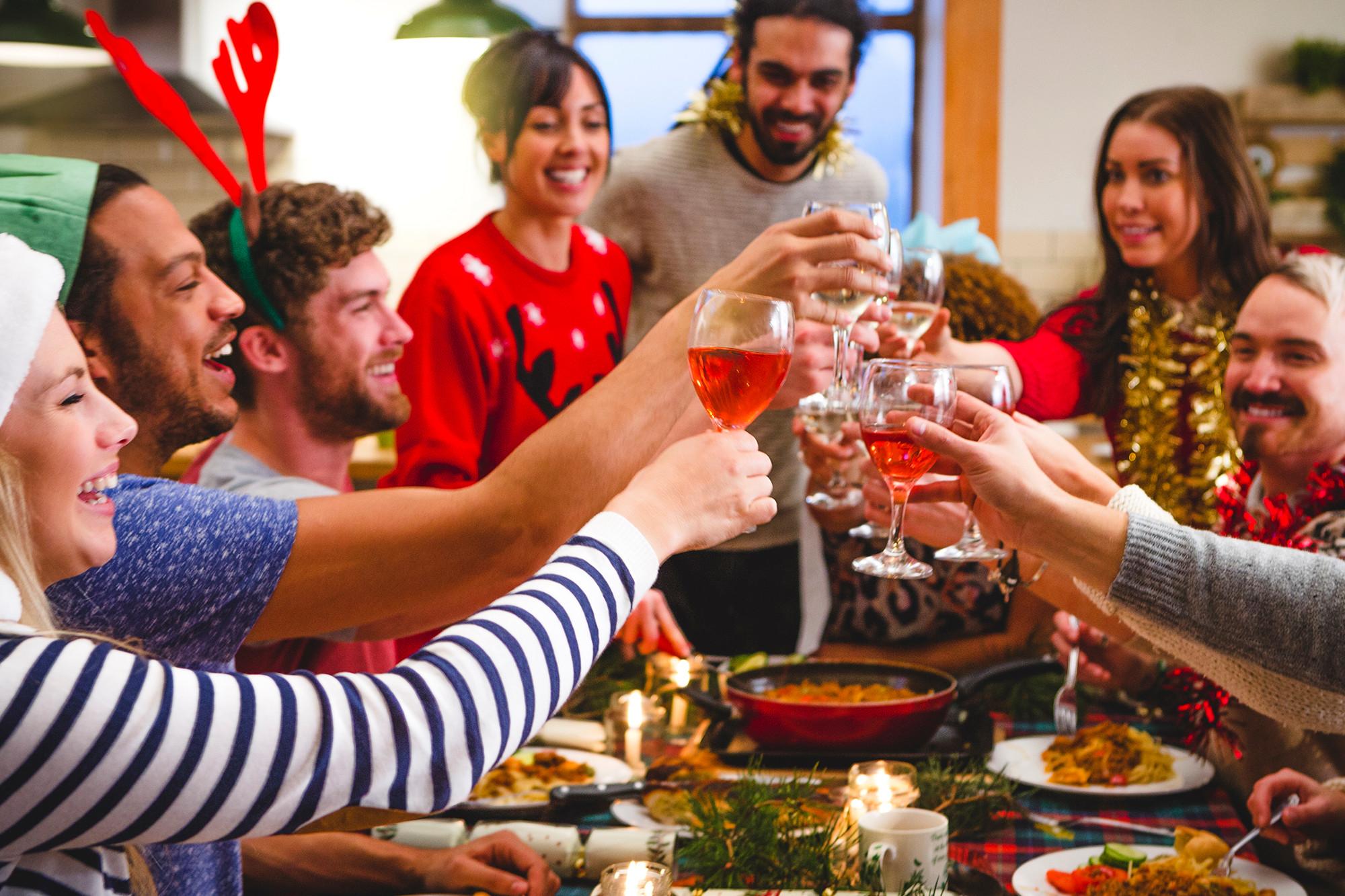 Частушки для семейного застолья на Новый год Крысы 2020