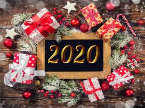 2020 год - год Белой Металлической Крысы