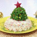 Вкусные рецепты салата Оливье на Новый год 2022