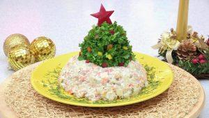 Вкусные рецепты салата Оливье на Новый год 2020