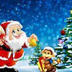 Слова Деда Мороза и Снегурочки на Новый год 2022, песни и сценарии