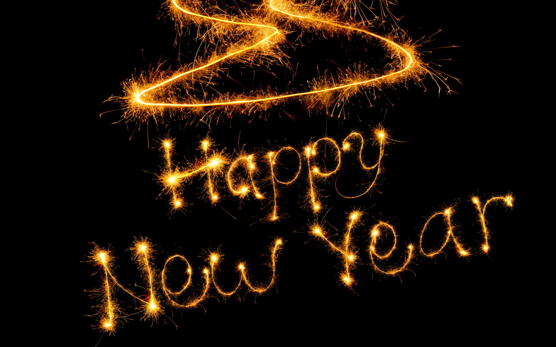 """Надписи """"С Новым годом 2020"""" на английском"""