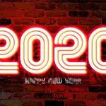 Надписи на Новый год 2020