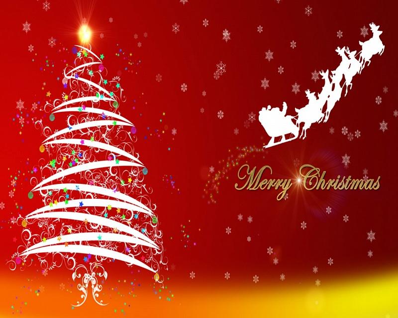 Рождественские открытки на английском языке