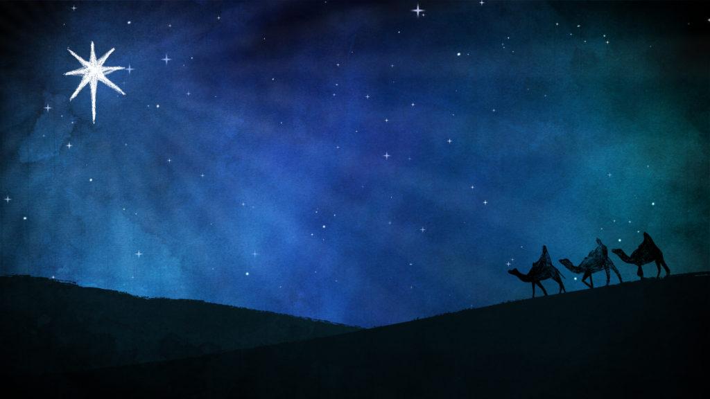 Картинки с Вифлеемской звездой