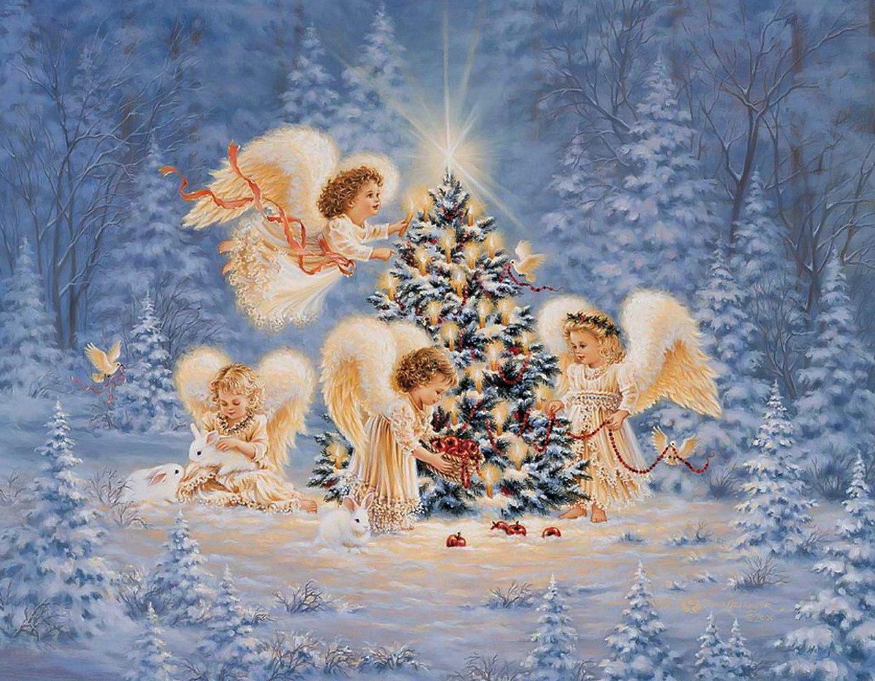 Общие поздравления с Рождеством 2020 в прозе