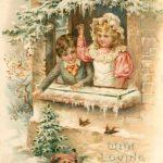 Поздравления с наступающим Рождеством Христовым 2020