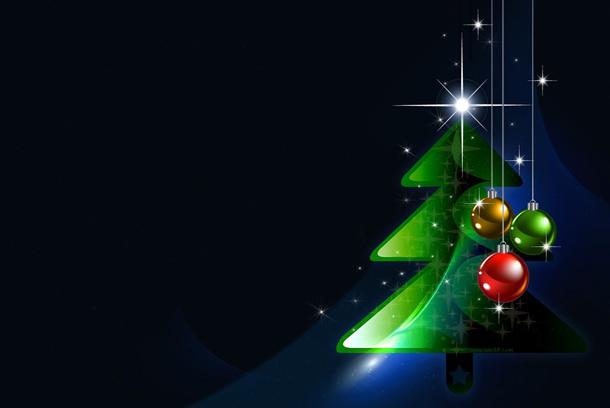 Скачать шаблон для новогодней открытки