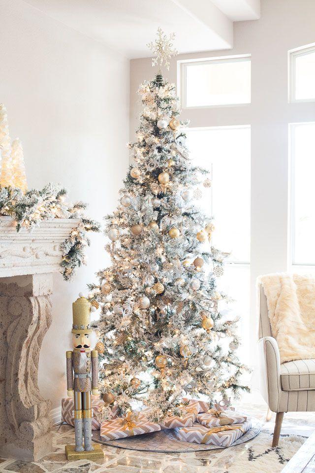 Цветовая гамма новогодней елки в 2021 году