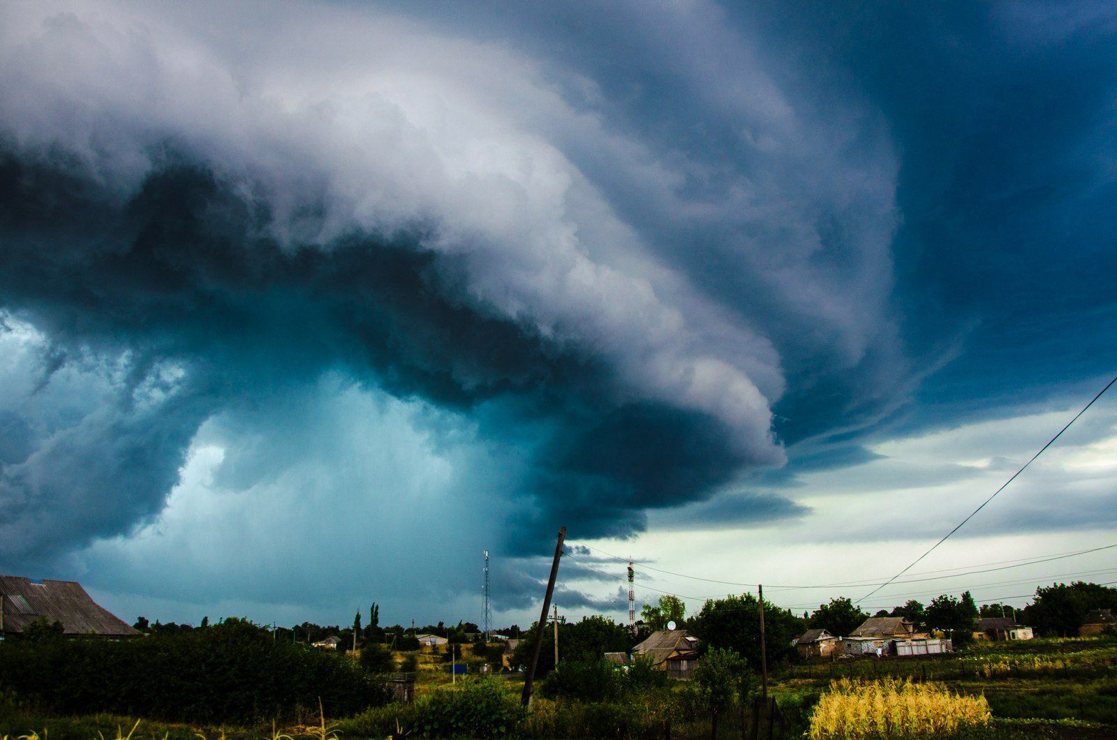 Народные приметы о погоде