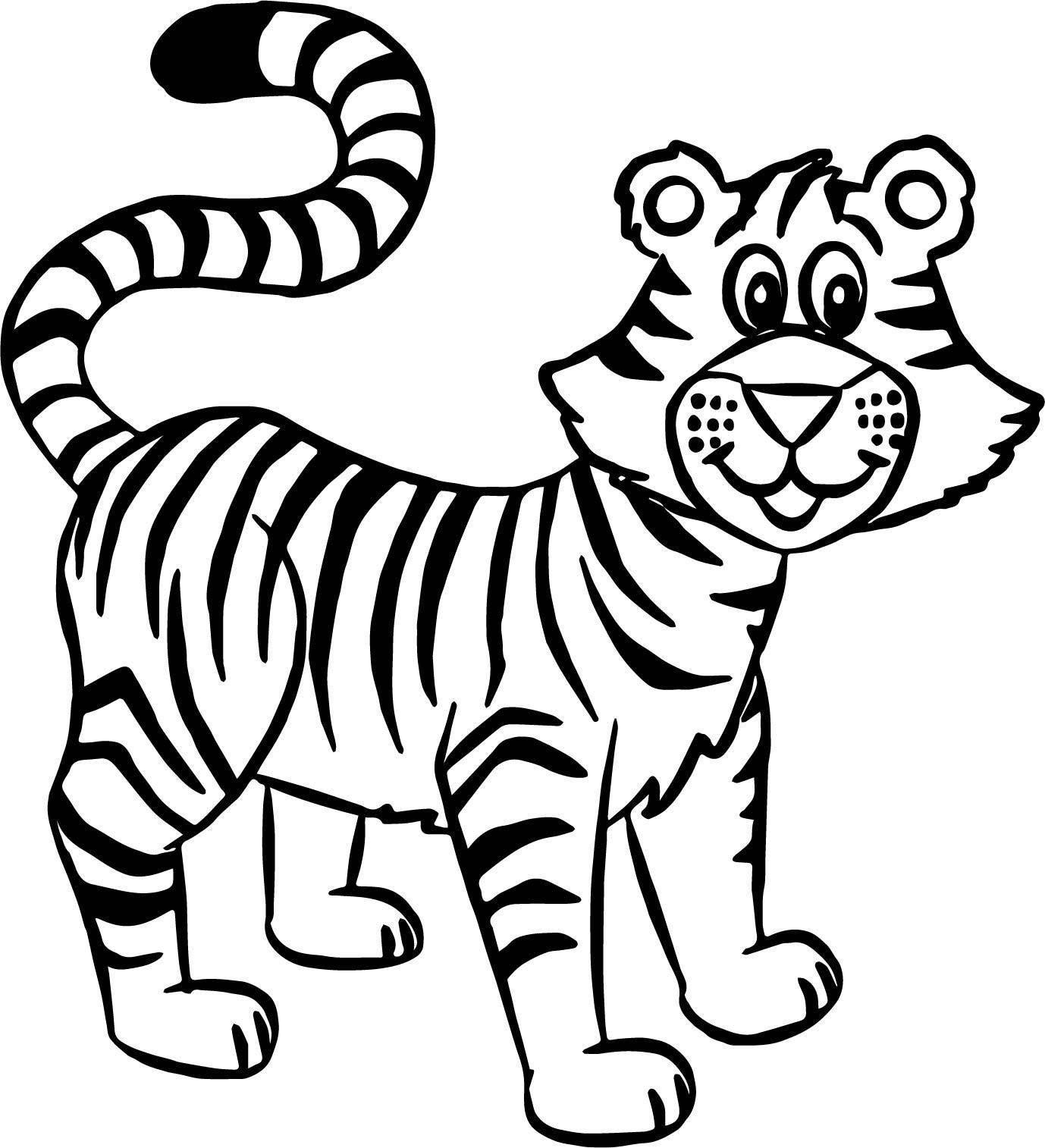 Тигры на окна