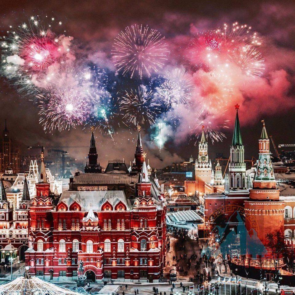Прогноз погоды на Новый год 2021