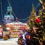 Погода в Москве на новогодние праздники 2022