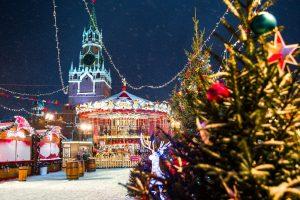 Погода в Москве на новогодние праздники 2021