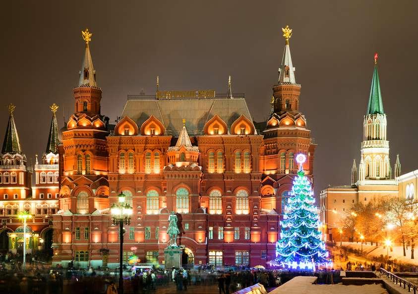 Куда пойти на Новый год 2021 в Москве