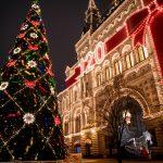 Парковка в Москве на новогодние праздники2022