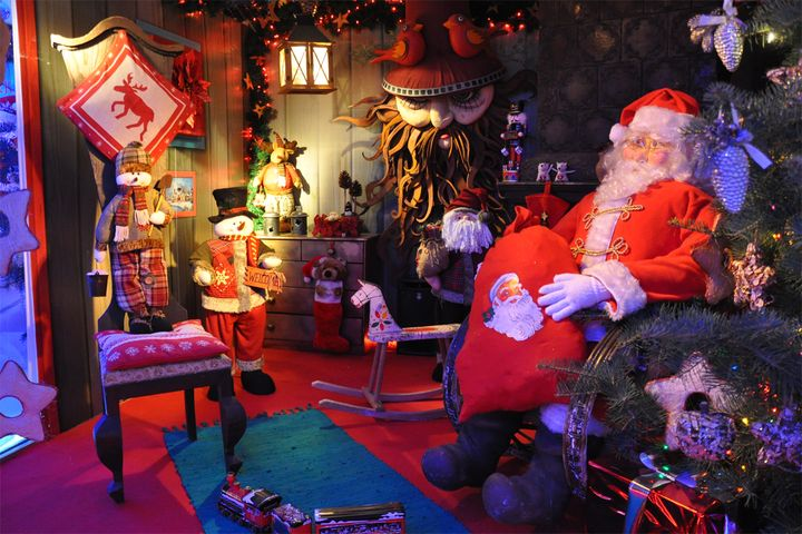 Новогодние и Рождественские ярмарки в Санкт-Петербурге