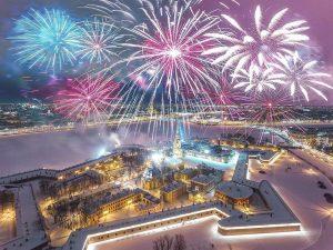 Куда сходить в Санкт-Петербурге в новогодние праздники