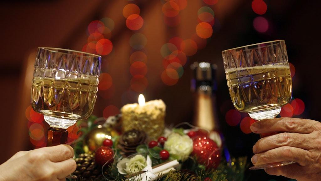 Что должно быть на столе на Новый год