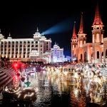 Новый год 2022 в Турции