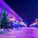 Новый год 2022 в Казани