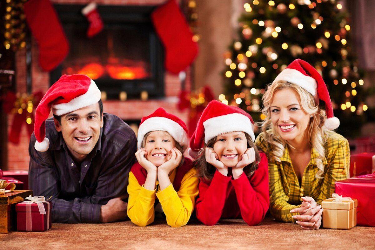 Сценарий семейного Нового Года