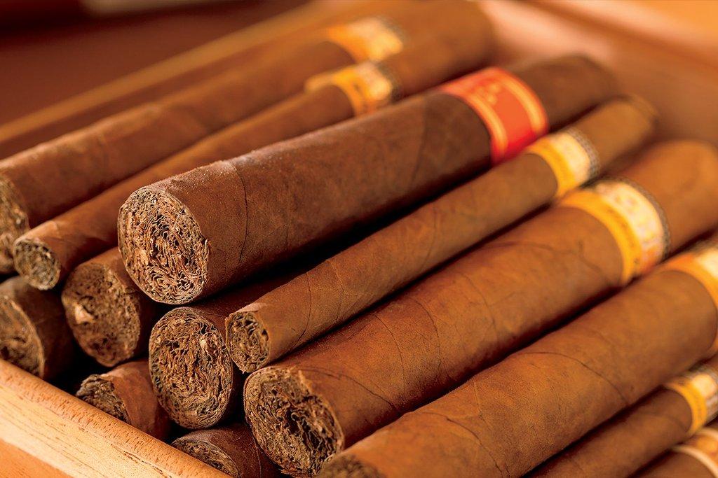 Как сделать сигару своими руками
