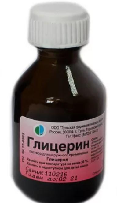 Глицерин для увлажнения табака