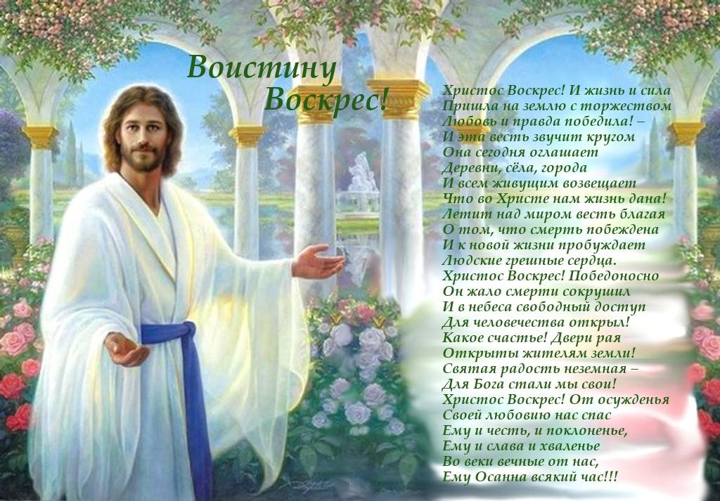 """Открытки """"Воистину Воскресе"""""""