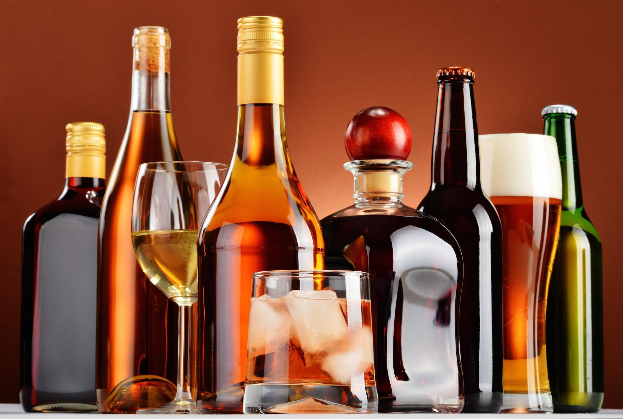Увлажнение табака алкоголем